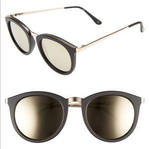 Le Specs No Smirking Limited Sunglasses Black